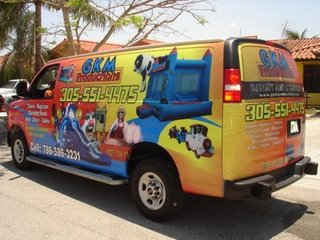 Van Wraps and Car / SUV - Wraps in Tac en Vehicle SUV Toyota J5